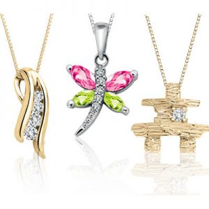 Shop all necklaces and pendants