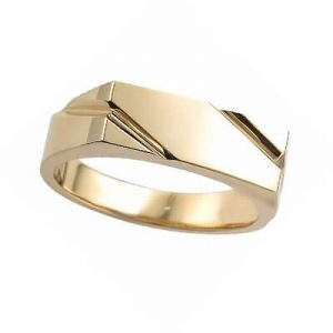 Image for Signet rings yellow gold all Category Link