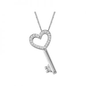 Image for Valentines Heart Shaped Necklaces and Pendants category