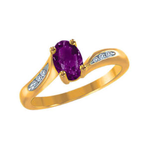 Image of a ring to represent the mother's day gift ideas category